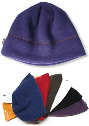 �El Cap� Hat by Cagoule Fleece (made from recycled plastic)