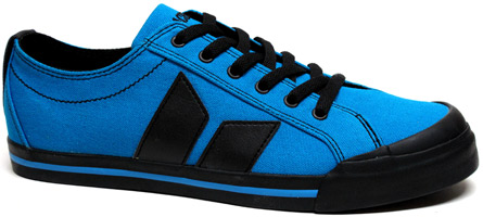 Eliot Sneaker by MacBeth Footwear � Teal / Black
