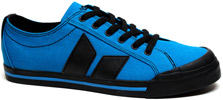 Eliot Sneaker by MacBeth Footwear  Teal / Black