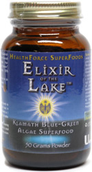 Elixir of the Lake Klamath Blue-Green Algae Superfood by HealthForce