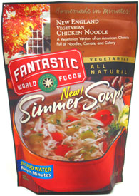 �Chicken� Noodle Soup Mix by Fantastic Foods