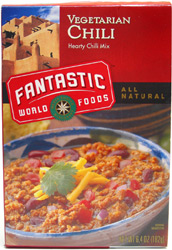 Vegan Chili Mix by Fantastic Foods
