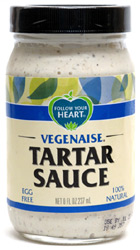 Vegenaise Tartar Sauce by Follow Your Heart