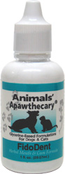 FidoDent Herbal Mouth & Gum Formula by Animals� Apawthecary