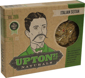Upton's Naturals Flavored Seitan