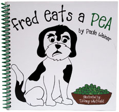 Fred Eats a Pea by Paula Weiner