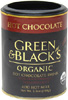 Green & Blacks Organic Hot Chocolate Drink