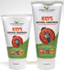 Organic Kid's Natural SPF 30 Sunscreen by Goddess Garden