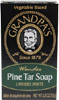 Grandpa's Pine Tar Soap