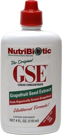 Liquid Grapefruit Seed Extract by NutriBiotic