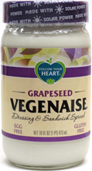 Grapeseed Vegenaise by Follow Your Heart