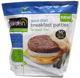Vegan Breakfast Sausage Patties by Gardein