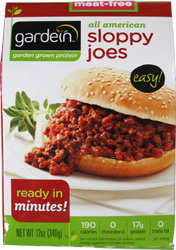 All-American Sloppy Joes by Gardein