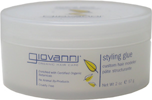 Styling Glue by Giovanni Organic Hair Care