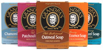 Grandpa's Bar Soaps