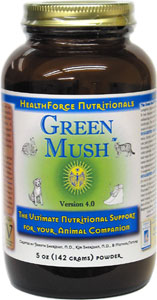 Green Mush Companion Animal Nutritional Support Formula