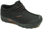 Hampstead Shoe by Wicked Hemp – Men's Black