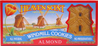 Heaven Scent Almond Windmill Cookies