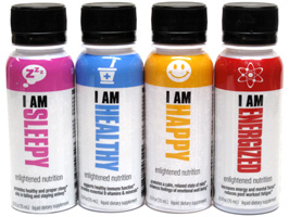 I AM Liquid Nutrition Supplements