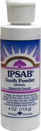 Ipsab Tooth Powder by Heritage Products