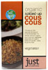 Organic Spiced-Up Cous Cous by Just Wholefoods