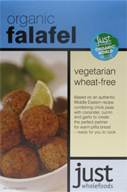 Organic Falafel Mix by Just Wholefoods