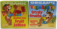 Organic Gummi Bears by Just Wholefoods