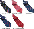 Non-Silk Neckties by Jaan J. - New Styles Part 3