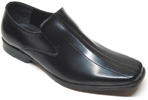 Jenson Shoe by Vegetarian Shoes - Black