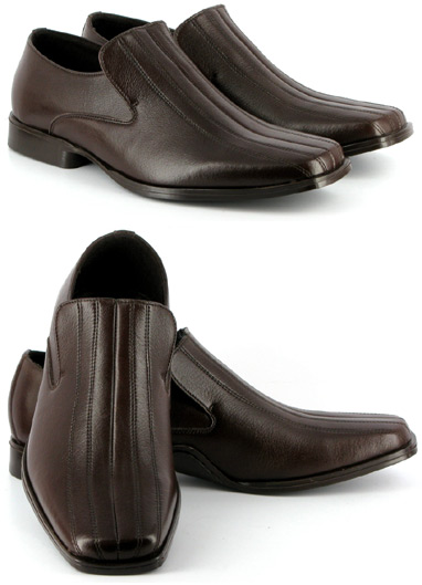 Jenson Shoe by Vegetarian Shoes - Brown