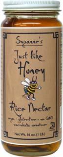 Just Like Honey Gluten-Free Rice Nectar