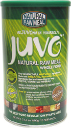 Juvo Natural Raw Meal Drink Mix - Economy-Size Canister