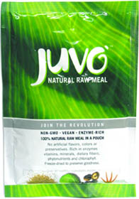 Juvo Natural Raw Meal Drink Mix Packets