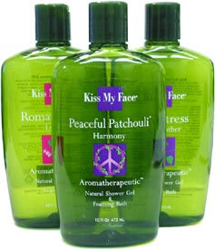 Kiss My Face Aromatherapy Bath and Shower Gel