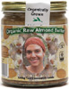 Organic Raw Almond Butter by Living Tree Community Foods