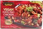 Vegan Kung Pao Chicken by Vegetarian Plus