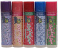 Ladybug Jane Organic Lip Balms