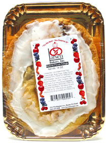 Vegan Danish Kringle by Larsen Bakery