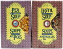 Lentil &amp; Bacon Soup Mixes by Legumes Plus