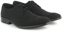 Liam Shoe by Vegetarian Shoes  Black