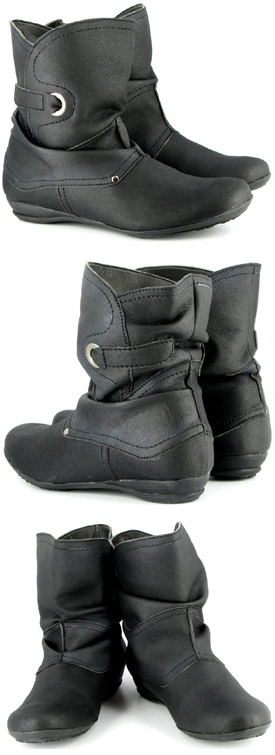 Lovely Boot by Vegetarian Shoes