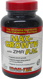 Max Growth P.M. by IronTek
