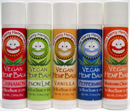 Merry Hempsters Vegan Lip Balm Stick