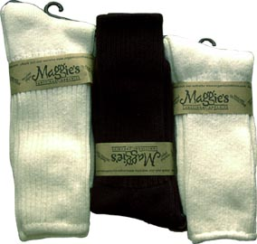 Maggie's Organic Cotton Socks