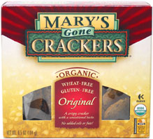 Mary�s Gone Crackers Organic Rice and Seed Crackers
