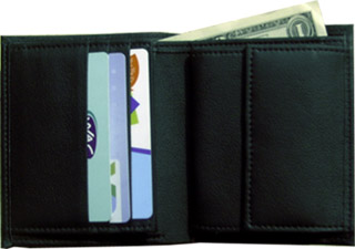 Triple Fold Wallet by Vegan Wares