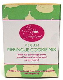 Vegan Meringue Cookie Mix by Angel Food