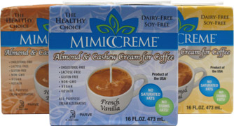 MimicCreme Flavored Coffee Creamers