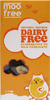 Organic Rice Milk with Banana Chips Chocolate Bar by Moo Free