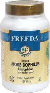 More-Dophilus Acidophilus Powder